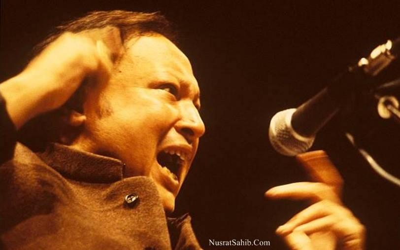 A Man Called Qawwali Nusrat Fateh Ali Khan | NusratSahib.Com