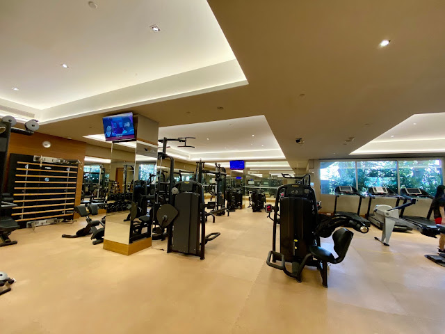 fort canning hotel gym