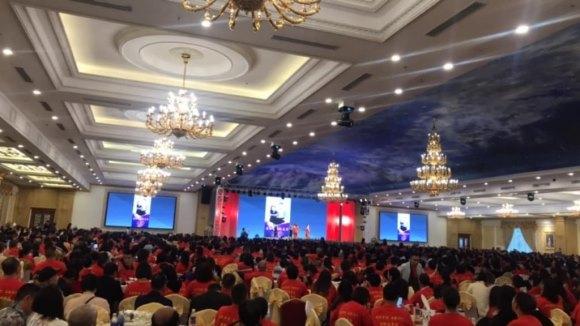 Trung tâm tiệc cưới giải trình việc hơn 2.000 người TQ tổ chức hội nghị