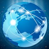 تطبيق بث مباشر للارض من الاقمار الصناعية