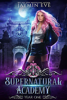 Supernatural academy. Year one 1, Jaymin Eve