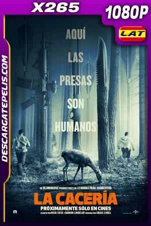 La Cacería (2020) 1080p X265 BDrip Latino – Ingles