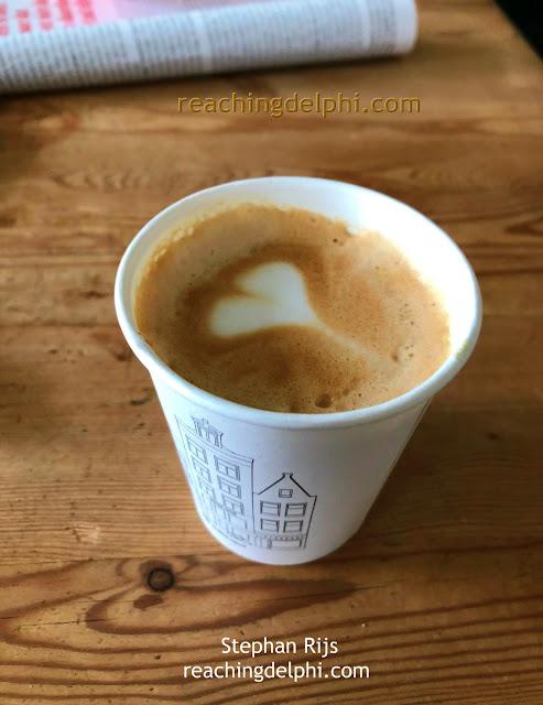 coffee, koffie Amsterdam, Netherlands