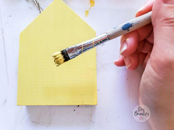 paint sign base