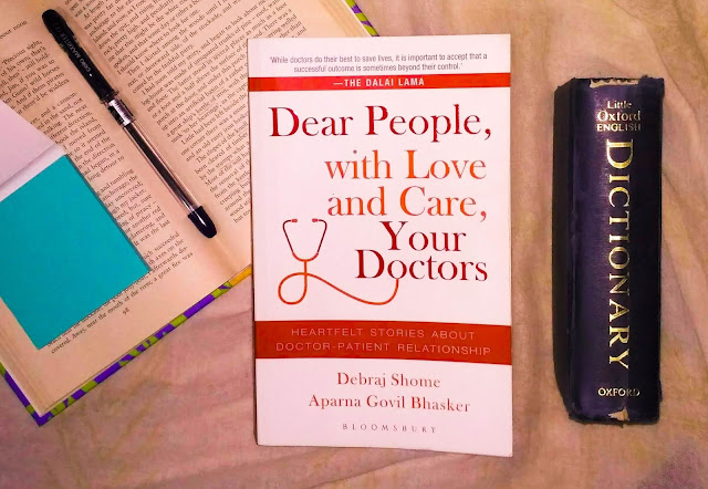 Book Review: Dear People, with Love and Care, Your Doctors by Debraj Shome & Aparna Govil Bhasker | Dhiraj Sindhi
