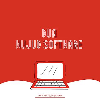 cover Dua Wujud Software