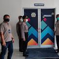 Maraknya Penyebaran Covid-19 Polresta Deli Serdang Cek Kesiapan KKP Bandara Internasional Kuala Namu