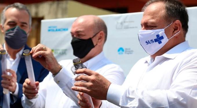 Em Minas Gerais, ministro Pazuello cumpre agenda de combate à dengue, Zika e chikungunya