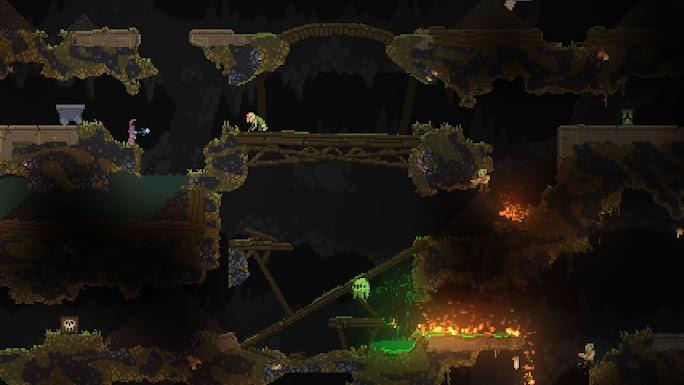 Noita gameplay for pc