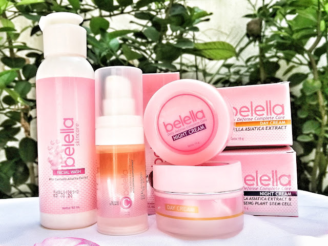 Belella Skincare Review : Produk Anti Aging dengan Teknologi Stemcell Korean Panax Ginseng