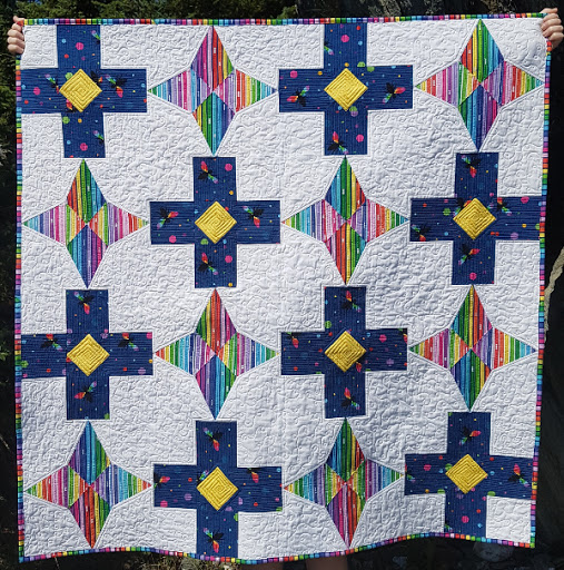 Level Up Quilt Pattern