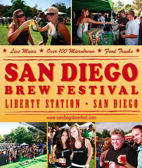 San Diego Food Truck Festival Liberty Station