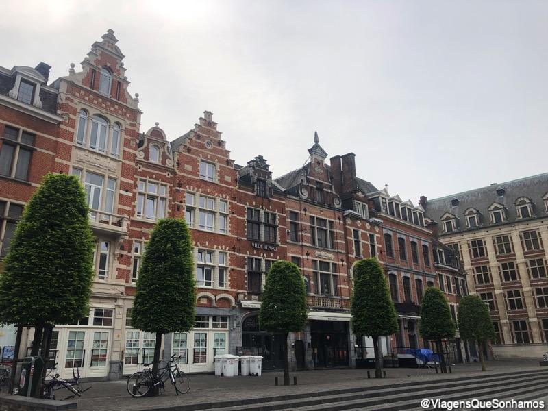 Leuven na Belgica