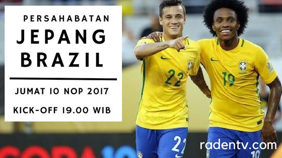Jepang vs Brazil