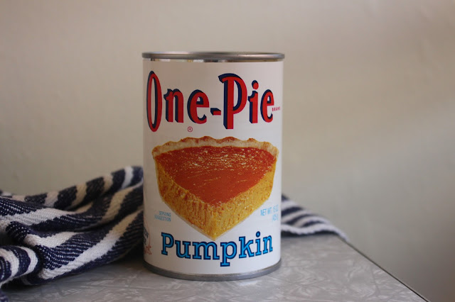 One-Pie Pumpkin can | Nothing in the House