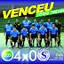 Esporte Club Desterro ganha jogo treino de 4x0 contra equipe de Teixeira