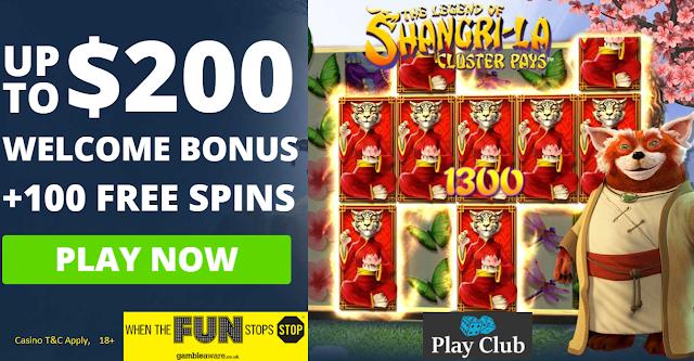 Play Club Casino   Live Dealers   Scratch Games