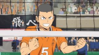 ハイキュー!! アニメ 第4期14話 | 烏野VS稲荷崎 | HAIKYU!! SEASON 4 Karasuno vs Inarizaki