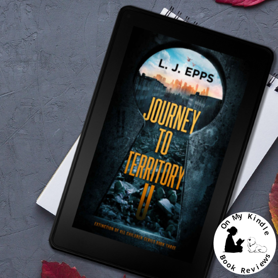 On My Kindle BR's review of 'Journey to Territory U' by L.J. Epps