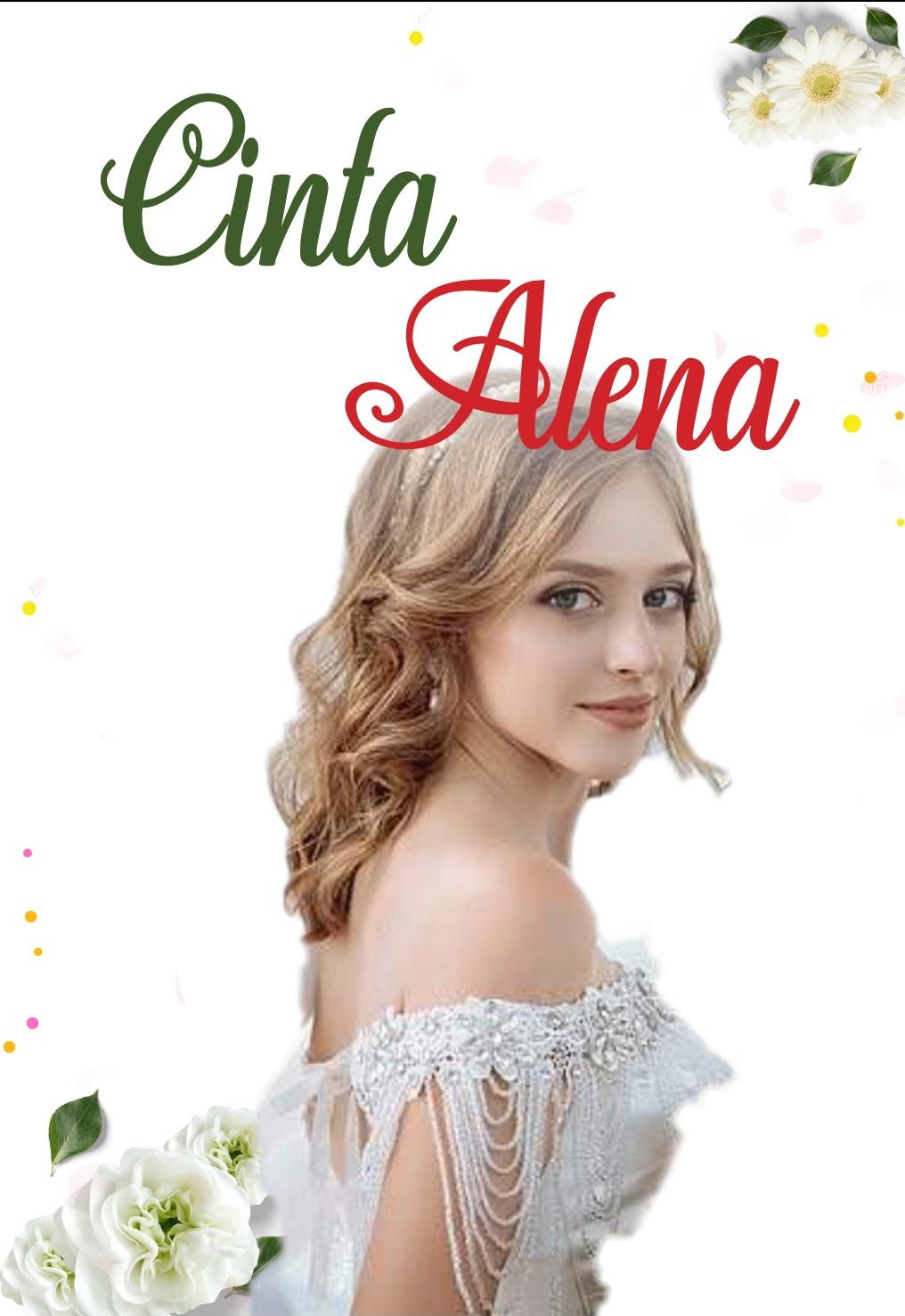Novel : Cinta Alena - Rustina Zahra