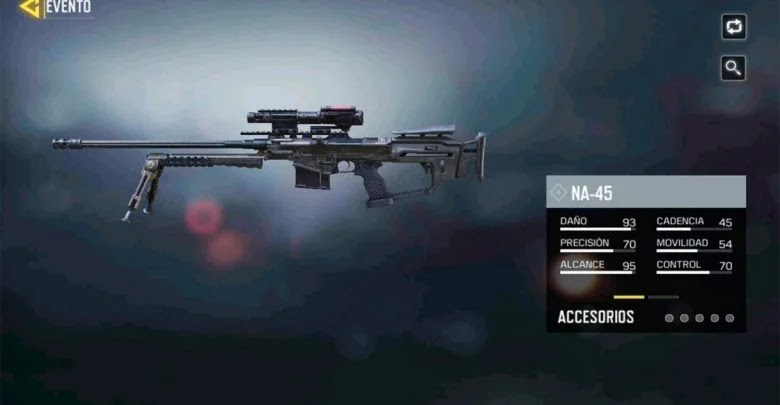 What are the sniper rifles in Call of Duty: Mobile