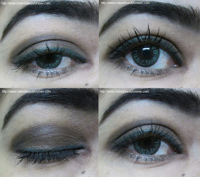 tutorial smokey Eye makeup
