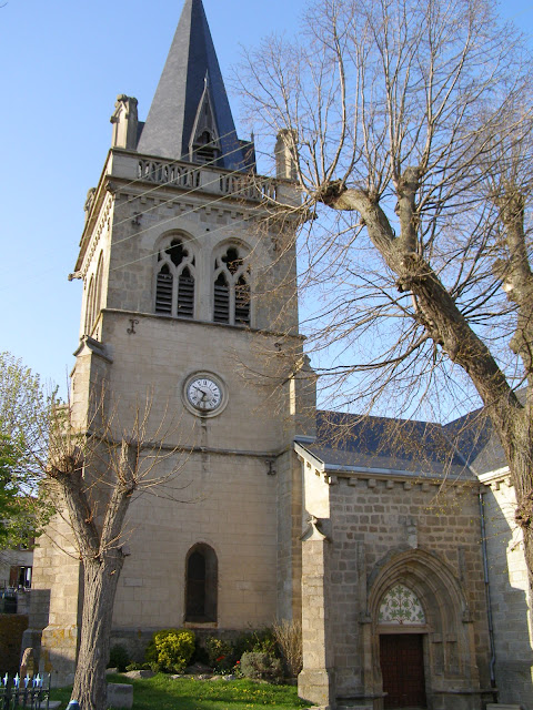 Eglise de Saint Sixte