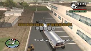حصريا جميع وظائف لعبه GTA SA