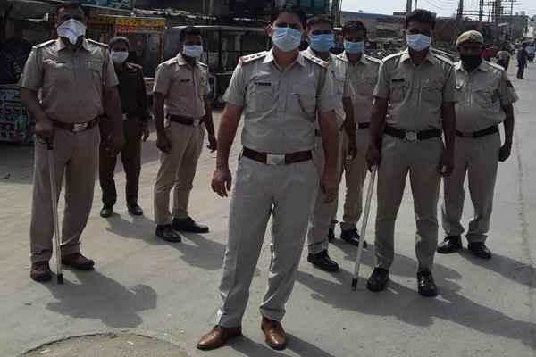 faridabad-police-lodged-68-fir-rule-breaker-lock-down-corona-virus