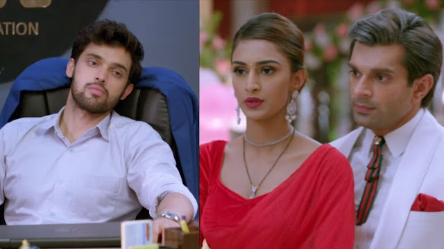WOW! Anurag back in action to save Prerna and Veena from Sharda's dirty conspiracy in KZK2