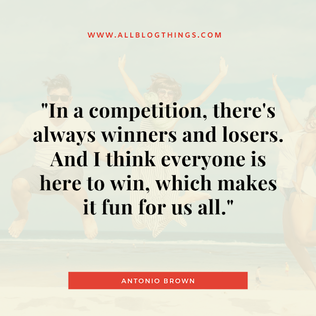 Top 10 Competition Quotes and Sayings with Images