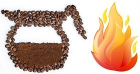 القهوة وحرق الدهون
