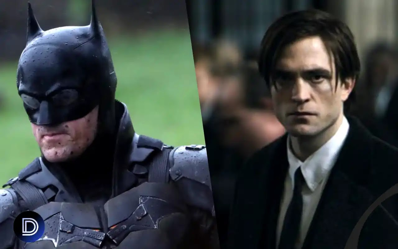 Who is playing the role of Bruce Wayne in Matt Reeves Batman movie?
