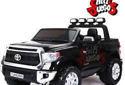 4ae6360d7 Carro a bateria TOYOTA 2019 EL MAS GRANDE