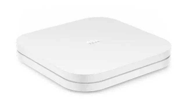 Xiaomi Mi Box 4S Pro has been launched with 8K Video Support: Mi Box 4S Pro Runs MIUI for TV