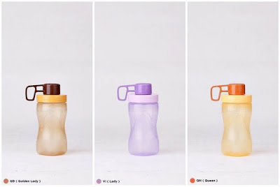 Mini Splash Bottle Tulipware