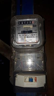 meteran listrik pascabayar