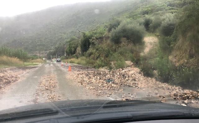 Σε κατάσταση έκτακτης ανάγκης περιοχές των δήμων Ηγουμενίτσας και Σουλίου