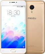 Solusi Lupa Password/Pin Meizu M5 Note M621H Via Flashtool