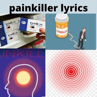 painkiller lyrics