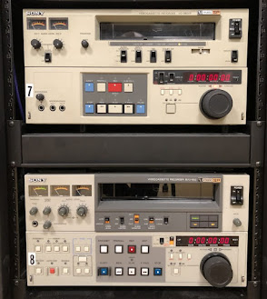 HISTORY OF U-MATIC RECORDERS AND PLAYERS