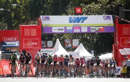 WNT Madrid Challenge by La Vuelta 2018