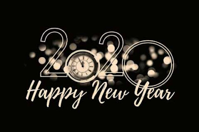 New year thoughts, new year message
