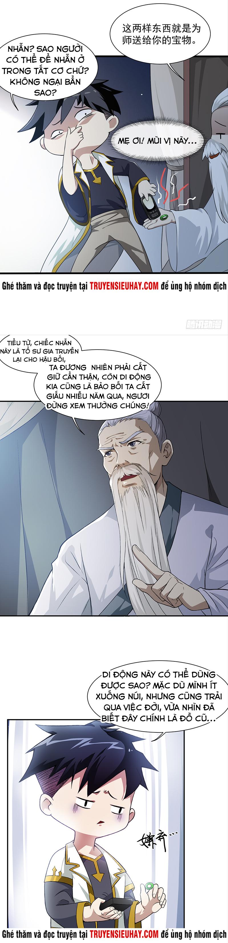 Táng Kiếm Quyết Chapter 2 video - Hamtruyen.vn