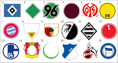 German Bundesliga Tabelle
