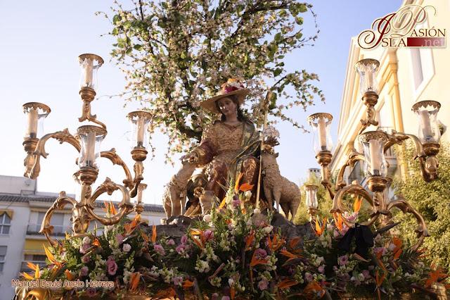 La Pastora de Capuchinos de Jerez suspende su procesión prevista para el 27 de septiembre