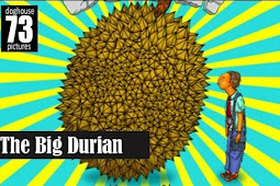 Expat Surviving in Indonesia - The Big Durian