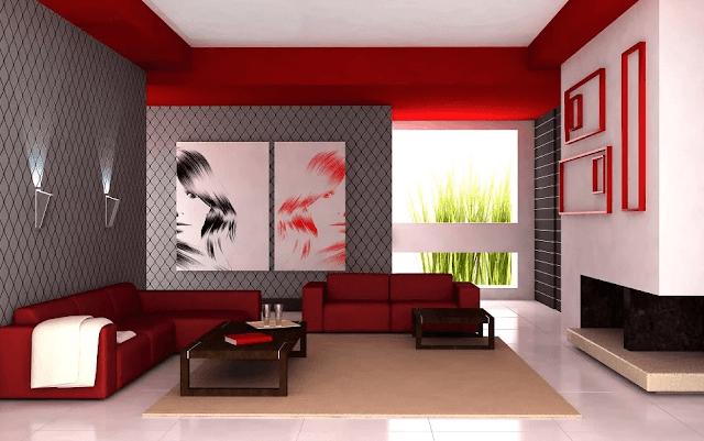 Ideias de decoração e design de interiores