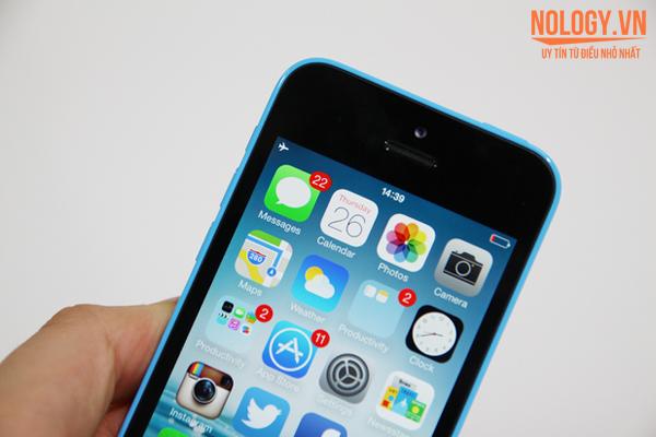Iphone 5c giá rẻ tại Hà Nội