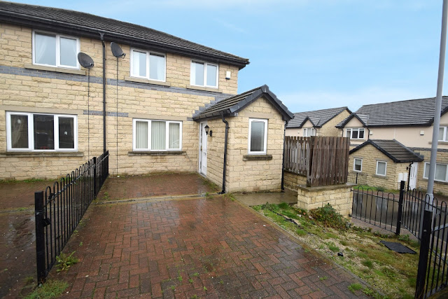 This Is Bradford Property - 3 bed semi-detached house for sale Cedar Close, Bierley, Bradford BD4
